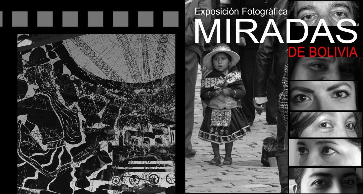 exposición 'Miradas de Bolivia'