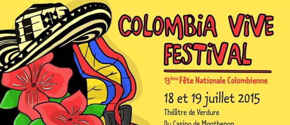 Embajada de Colombia en Berna apoya el Festival Colombia Vive que se realizará el 18 y 19 de julio