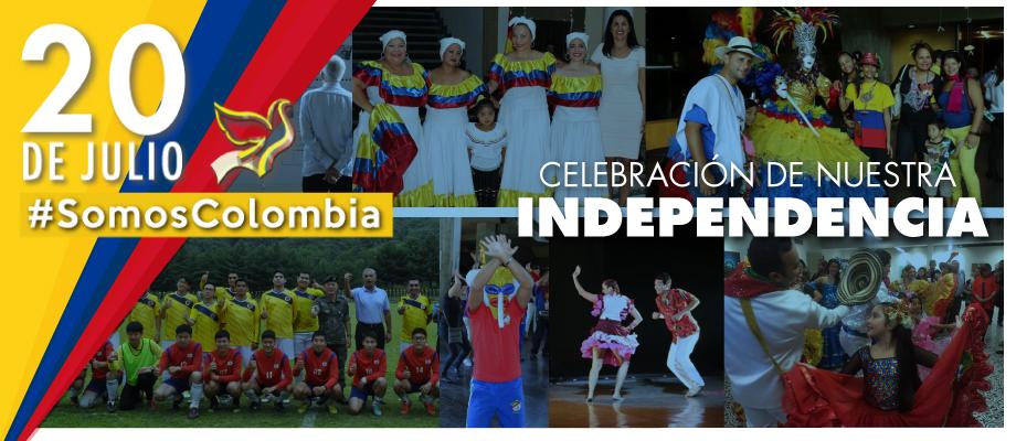 ¡Las misiones de Colombia en Europa celebran el Día de la Independencia!