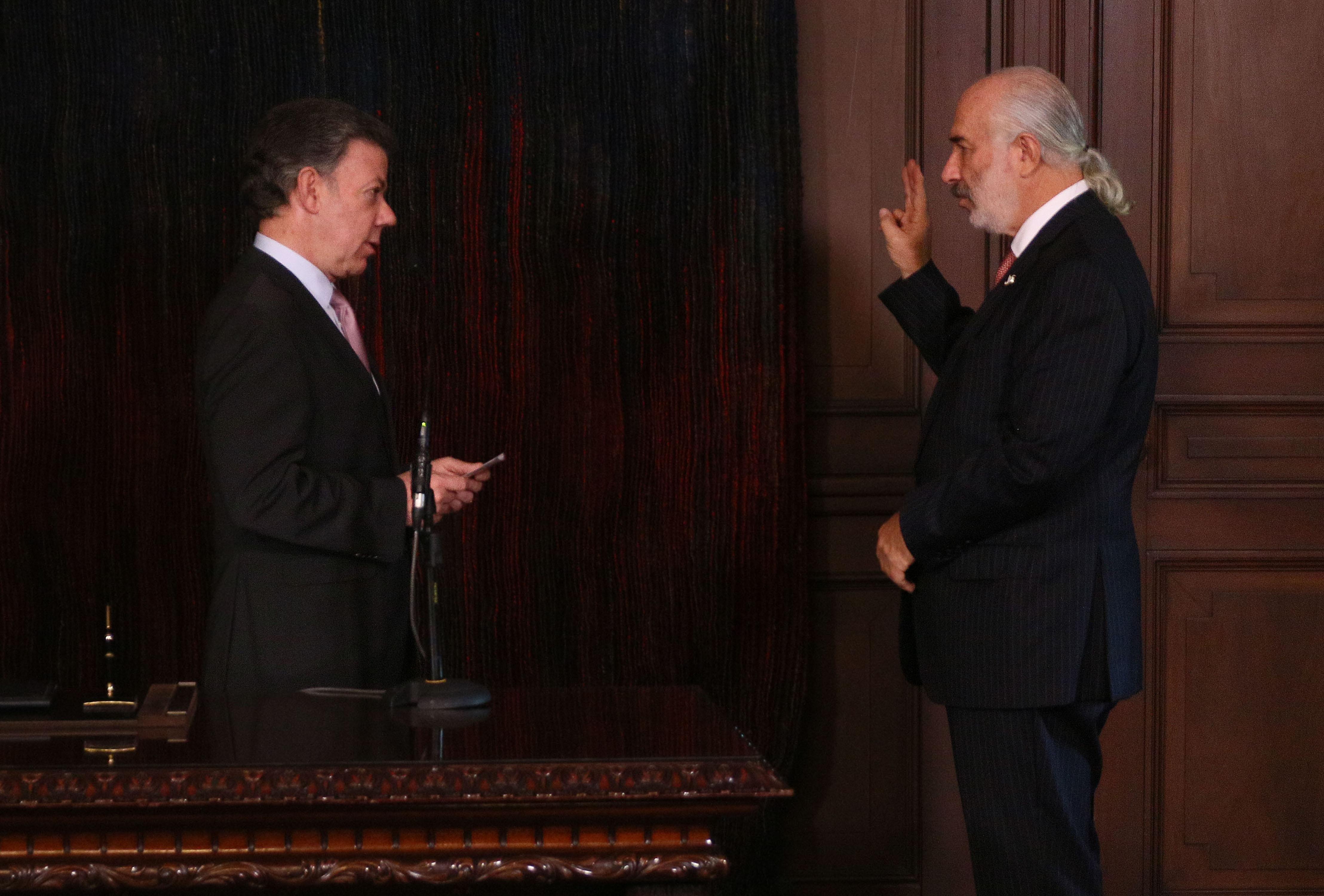 Alberto Furmanski es el nuevo Embajador de Colombia ante el Reino de España